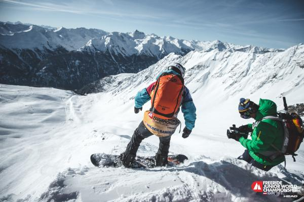 PHOTO BY MARIA KNOLL/Freeride Junior Tour