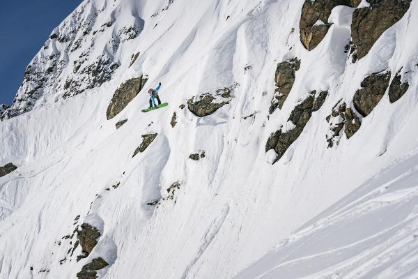 PHOTO BY STEFAN VOITL/Freeride Junior Tour