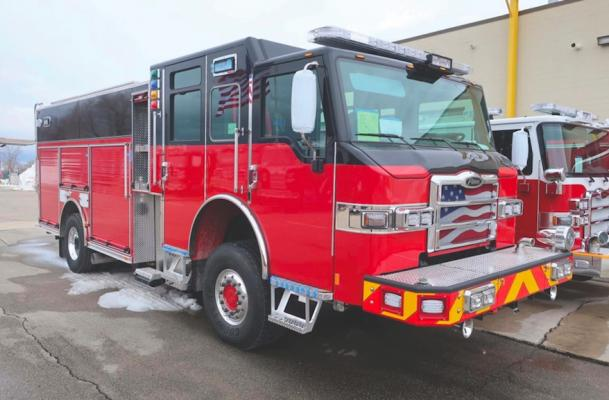 Meet the Big Sky Fire Department's soon-to-be new rig—a Pierce custom velocity chassis pumper. The $715,000 engine was funded by Big Sky Resort Area District tax dollars, and is slated for delivery to BSFD in June.