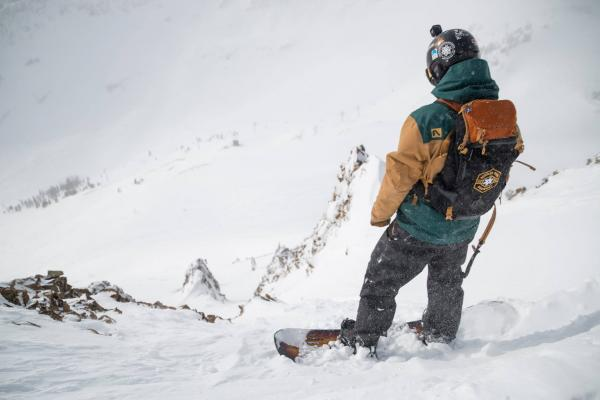 "Lenay didn't start snowboarding until 2007, but has taken the snowboard bull by the horns since then. ""Follow your passion. Don't let anybody ever tell you that you can't do it. If they do, just use that as motivation to make it happen,"" he said."