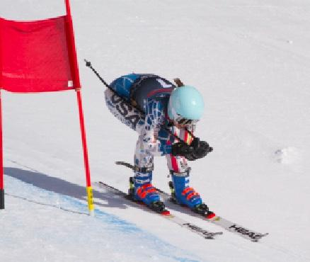 Big Sky skier Mackenzie Winters posted strong times in the U16 ladies slalom and giant slalom at Bridger Bowl.