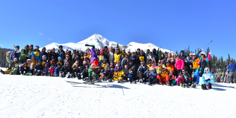 Around 70 kids and parents affiliated with Big Sky Kids Oncology Camps enjoyed a reunion weekend of fun at Big Sky Resort and Lone Mountain Ranch.