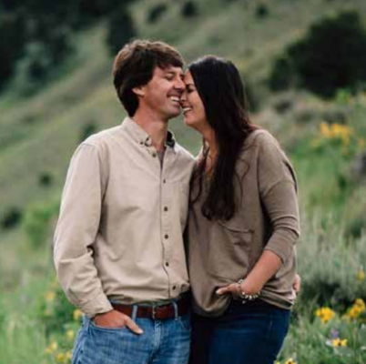 Brooke Adams had been introduced to Montana just after high school. A few years after he and Justa graduated from college, he convinced her to give it a chance. They have no regrets. PHOTO COURTESY JUSTA ADAMS