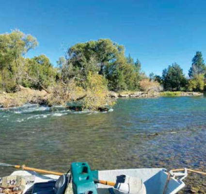 The Madison River hosts constant tubers and fishermen in the summer due to its scenic beauty, outstanding fishing and the perception of its safety. PHOTO COURTESY GALLATIN COUNTY SHERIFFS OFFICE SEARCH AND RESCUE