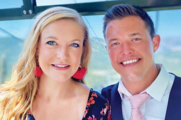 Josh Treasure started helping his dad open grocery stores when he was 14 years old. After trading stocks and bonds for a bit, he went back to it and can partly attribute his career choice to his luck in love – he met Caitlin Pabst in the produce section of Roxy's Market. PHOTO COURTESY OF JOSH TREASURE