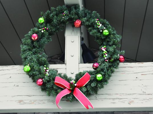 Decorative wreaths have been popping up around town lately—think you can do better? Head to the Big Sky Landscaping greenhouse in the West Fork on Dec. 1 from 10 a.m. to 2 p.m.