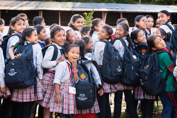 While the primary goal of Tsering's Fund is to help educate girls so they can avoid the sex trade, other opportunities arise and the community rushes to help.