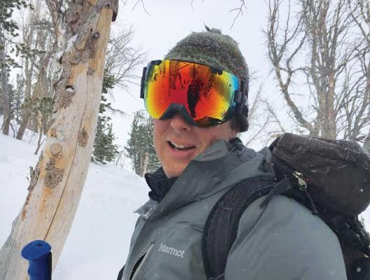 Avalanche expert Tom Thorn started ski patrolling in Big Sky in 1997. This year, he left ski patrol to focus on sharing his avalanche safety knowledge with the backcountry community.