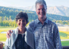 Tim and Sally Ryan get to fully enjoy life in Big Sky now that the River Rock Lodge has sold to Spanish Peaks, LLC. PHOTO COURTESY Sally Ryan