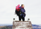 "Candice Brownmiller's Appalachian Trail name was ""Montana"". PHOTO COURTESY CANDICE BROWNMILLER"