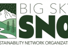 A new logo for a new organization. Big Sky Sustainability Network Organization Chairman Josh Treasure said the organization would not exist without the help of Candace Carr Strauss and Visit Big Sky. PHOTO COURTESY JOSH TREASURE