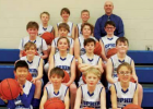 Ophir Miners fifth and sixth grade team. PHOTO COURTESY MARA MITCHELL