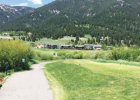 A beautiful view of Big Sky Golf Course's First Tee. PHOTO BY AUSTIN SAMUELS