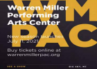 Reservations can be made for each experience online at warrenmillerpac.org. Spots are limited, and prices for entry range from $19 per person for experiences at WMPAC to $50 per car at outdoor locations. The ongoing vision of the Warren Miller Performing Arts Center is to create in the summer, present in the winter, and inspire year-round.